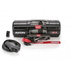 Лебедка для квадроцикла WARN AXON 45-S IP68 — 2041кг