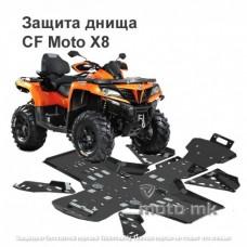 Защита днища   CF Moto 800 X8