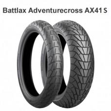 Мотошина 180/55 R17 73H TL  Bridgestone AX 41S