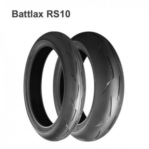 Мотошина   110/70  R17 54H TL F Bridgestone Rs10
