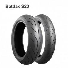 Мотошина    170/60 R17 72W TL R Bridgestone S20