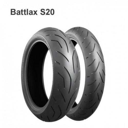 Мотошина    200/50 R17 75W TL R Bridgestone S20
