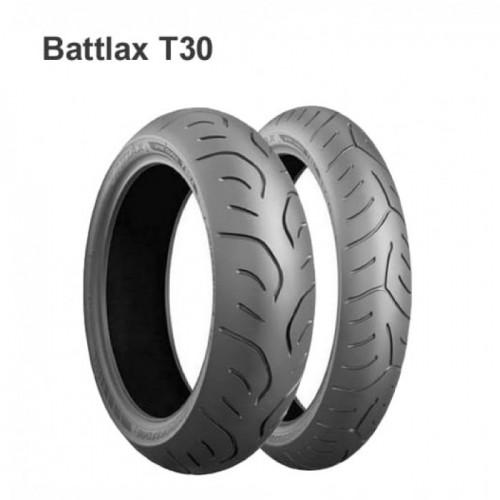 Мотошина    160/60 R18 70W TL R Bridgestone T30
