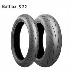 Мотошина 180/55 ZR17 (73W) TL Bridgestone S20