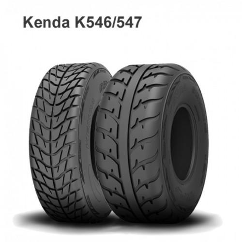 Шины для квадроцикла  Kenda  K547 22*10.00-10 4PR TL