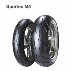 Моторезина    170/60 R17 72W TL R Metzeler Sportec M5