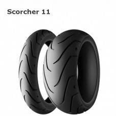 Мотошина    100/80 -17 52H TL F Michelin Scorcher 11