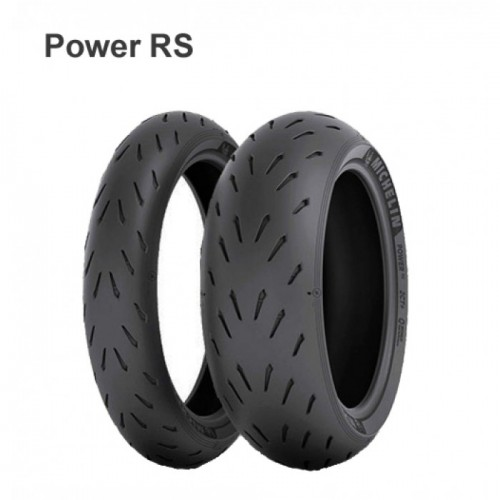 Мотошина 180/60 ZR 17 M/C (75W) TL Michelin Pilot Power RS
