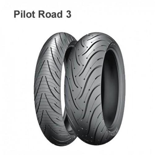 Мотошина 120/70 R17 58W TL F Michelin Pilot Road 3