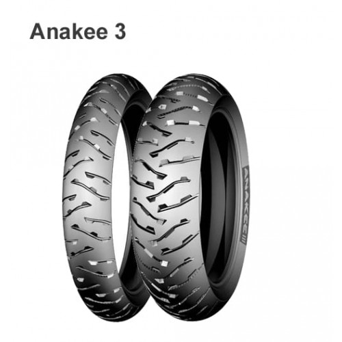 Мотошина 110/80 R19 59V TL F Michelin Anakee 3
