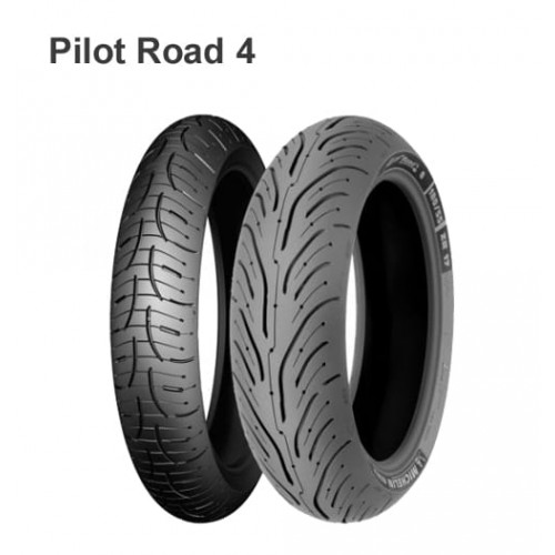 Мотошина 120/70 R17 58W TL F Michelin Pilot Road 4 Gt