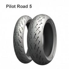 Мотошина 180/55 R17 73W TL F Michelin Pilot Road 5