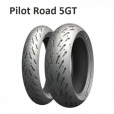 Мотошина 180/55 ZR 17 (73W) TL GT Michelin Pilot Road 5  GT