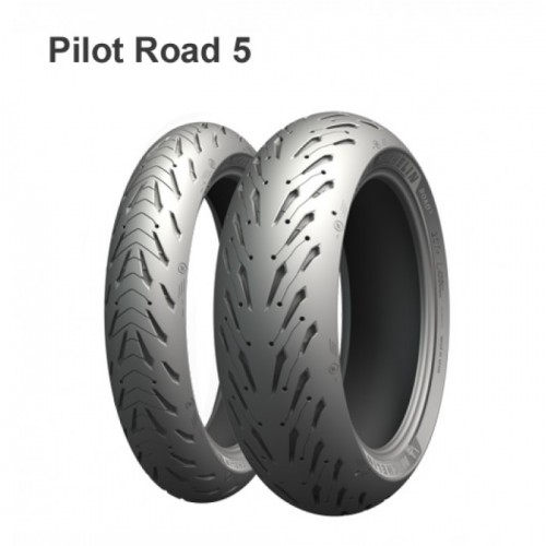 Мотошина 120/70 R17 58W TL F Michelin Pilot Road 5