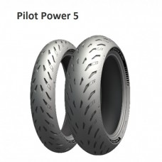 Мотошина 180/55 ZR 17 M/C (73W) TL  Michelin Pilot Power 5