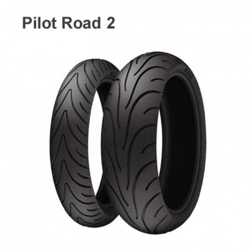 Мотошина 180/55 R17 73W TL R Michelin Pilot Road 2