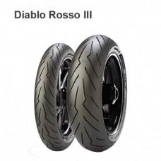 Моторезина 190/50 R17 73W TL R Pirelli Diablo Rosso 3
