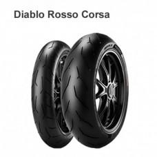 Моторезина 190/50 R17 73W TL R Pirelli Diablo Rosso Corsa