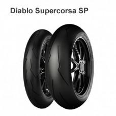Мотошина   180/55 R17 73W TL R Pirelli Diablo Supercorsa SP V2