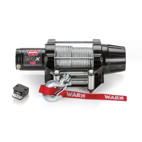 Лебедка для квадроцикла или багги WARN VRX 45 — 2041кг